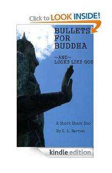 Bullets for Buddha on Amazon