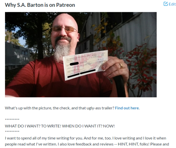 00 Why is this guy on Patreon
