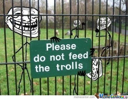 TrollsDoNotFeedMemecenter