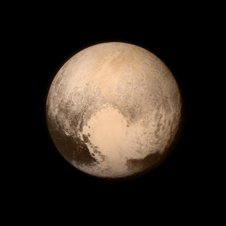 Pluto Icecap