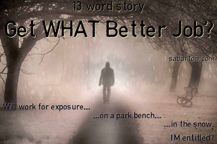 Get WHAT Better Job 000-park-rain-man-walking-people-314980-pixabay-cc0-pubdom