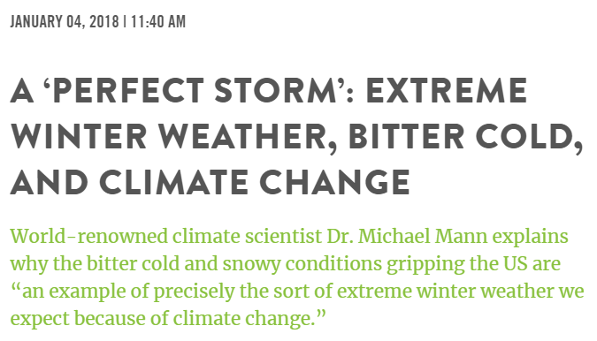 A 'Perfect Storm_ Extreme Winter Weather Bitter Cold and Climate Change Climate Reality